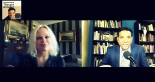 Dr. Kirk Meighoo interviews Hanne Nabintu on New Left Tyranny, Africa and Racism