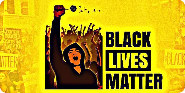 Anti-democracy Black Lives Matter