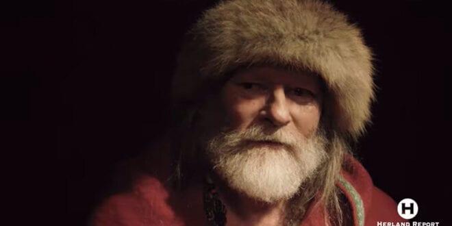 VIKING TV interview Georg Olafr Reydarsson: The fierce warriors of Scandinavia, Herland Report