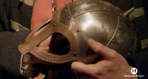 VIKING TV interview Georg Olafr Reydarsson: The fierce warriors of Scandinavia, Hanne Nabintu Herland Report