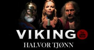 VIKING TV series interview with Halvor Tjønn: Scandinavian Vikings and their brothers in Russia, Novgorod, Kiev, Constantinople, Hanne Nabintu Herland Report