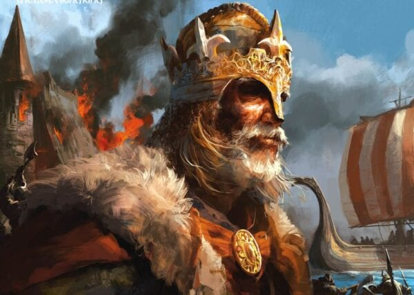 1066: The last Viking king Harald Hardrada attacks England at Stamford Bridge #Norway, Hanne Nabintu Herland Report RealmofHistory
