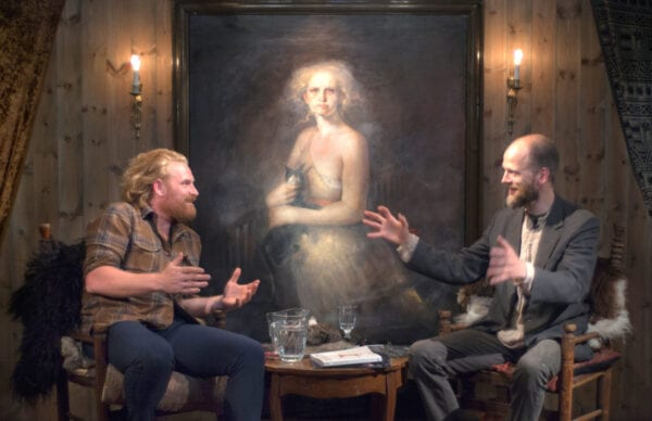 Cave of Apelles: Exposing Secrets of Storytelling with Hollywood actor Kristofer Hivju