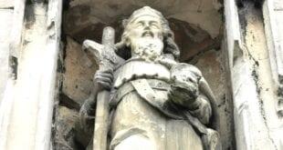 Viking Warrior King Saint Olaf Haraldsson of Norway (Olav den Hellige) Olsok, Kvitekrist, Herland Report
