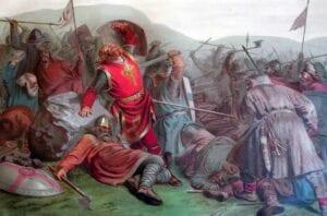 Olav Haraldsson the Saint' death at Stiklestad, 1030 AD #Norway, Hanne Nabintu Herland Report